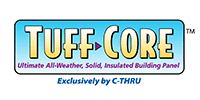 Tuff Core - All weather, Solid, Insulated Panel