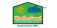 WeatherGuard - Insulated Roof System